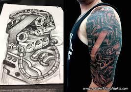 diesel tattoos engine tattoo tattoo collections