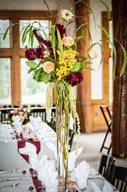 fall themed wedding fall themed mountain wedding fit to be hitched featured wedding