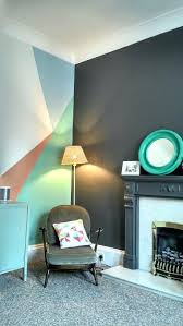 wall paint patterns geometric wall paint patterns wall painted designs astound best