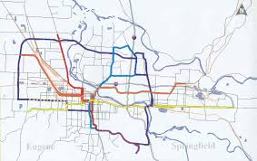 Map Of Eugene Oregon by Bus Rapid Transit Great Idea Poorly Implemented