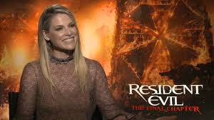 resident evil the final chapter 2017 wallpapers ali larter on why the resident evil films have been so successful