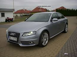 audi a4 2 0 tfsi quattro s line 2011 audi a4 2 0 tfsi quattro s line car photo and specs
