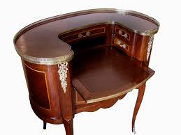 Kidney Shaped Writing Desk Kidney Shaped Desk Home Decor