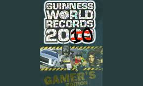 new guinness world records gamer edition in january
