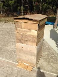 How To Make A Toy Chest Out Of Pallets by 38 Diy Bee Hive Plans With Step By Step Tutorials Free