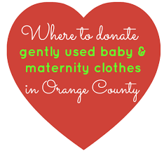 used maternity clothes places to donate gently used maternity and baby clothes in oc