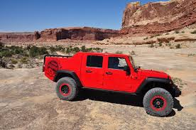 jeep concept concept jeeps at ejs first hand jpfreek