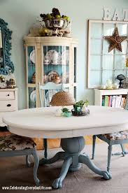 Dining Room Sets White How To Save Tired Dining Room Chairs With Chalk Paint Right Now