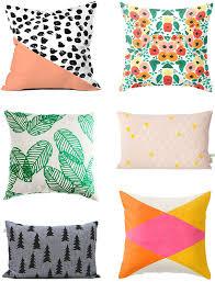 Modern Throw Pillows For Sofa White Whale Pillows