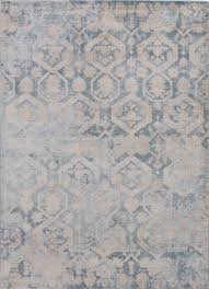 rayon and chenille material carpet in green color rugs