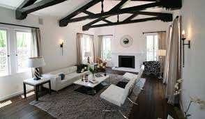 dark wood floors living room flooring ideas floor design trends