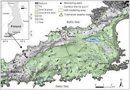 Baltic Sea Map Water Free Full Text Impacts Of Future Climate Change And