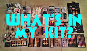 cheap makeup kits for makeup artists makeup artist series what s in my pro makeup kit ammyranth