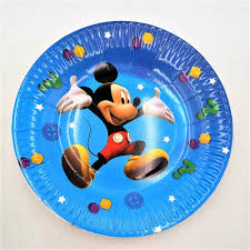 online get cheap mickey mouse party supplies aliexpress com