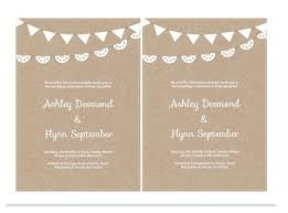 downloadable wedding invitations downloadable wedding invitations elopement announcement printable