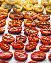 the iron you provencal slow roasted tomatoes