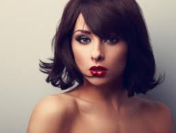 what hair suits a strong chin the right bob haircut for your face type lovetoknow