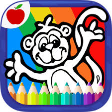 coloring book kids android apps google play