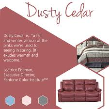 pantone fall colors dusty cedar hm