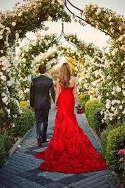 Red Wedding Dresses Red Wedding Dresses Wedding Ideas Chwv