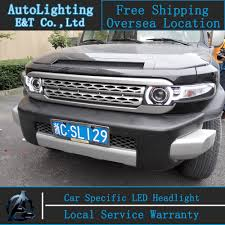 fj cruiser car aliexpress com buy car styling for toyota fj cruiser headlights