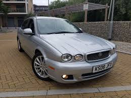 used jaguar x type silver for sale motors co uk