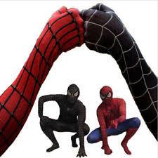 spiderman suit costumes ebay