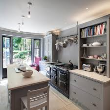 Standard Kitchen Island Height by Trendy Kitchens Kitchen Traditional With Island Decorative Back