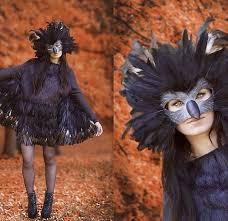 Black Raven Halloween Costume 75 Moms Ball Images Halloween Costumes