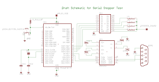 Stepper Motor Driver Wiring Diagram Pic Stepper Motor Tester Opencircuits