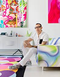 Karim Rashid Interior Design Karim Rashid Talks Personal Taste Part One How To Spend It