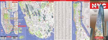 New York City Map Map Of Manhattan Nyc Streets And Ny City Ambear Me