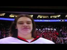 boys hockey haircuts 2015 minnesota state high school all hockey hair team youtube