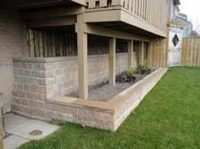 Unilock Retaining Wall Steps U0026 Retaining Walls Material From Stone Landscapes