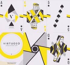 virtuoso cards virtuoso cards rareplayingcards