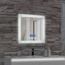 Wall Mirrors For Bathroom by Mirrors With Lights You U0027ll Love Wayfair