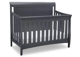 Crib 4 In 1 Convertible Bennington Elite Sleigh 4 In 1 Convertible Crib Delta Children
