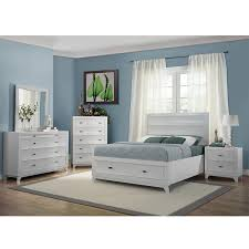 White Dresser And Nightstand Set Whiteaker White Dresser El Dorado Furniture