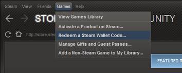 gift cards for steam how to reload steam wallet e club