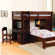 Bunk Beds With Built In Desk Harford Loft Bed