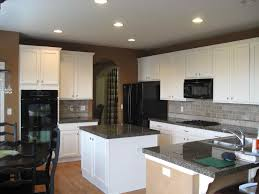 pictures of kitchens with black appliances off white kitchen black appliances bronze off white kitchen
