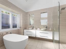 Modern Ensuite Bathroom Designs Bathroom Design Ensuite Bathrooms Mirror Bathroom Tiles Neutral
