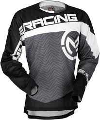 jersey motocross moose racing s7 sahara jersey motocross jerseys black grey