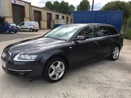 late 2008 audi a6 2 7 tdi manual diesel avant full history