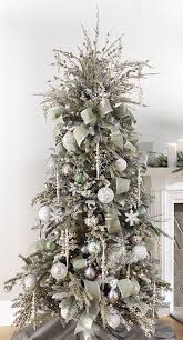 21 silver tree décor ideas digsdigs