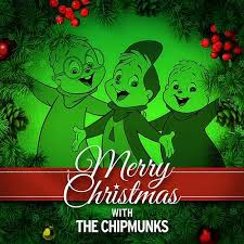 Alvin And The Chipmunks Christmas Ornament - uptown funk from