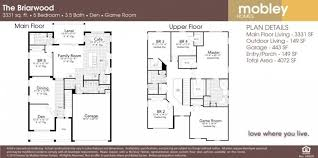 briarwood homes floor plans best of the best of briarwood homes