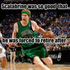 Brian Scalabrine Meme - brian scalabrine the beast by ddan1234 meme center