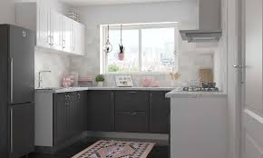 u shaped kitchen design u shaped kitchen from mygubbi