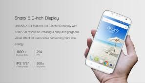 uhans a101 4g smartphone 62 19 online shopping gearbest com
